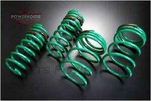 Tein Skm62 aub00 Mazda Rx 7 86 91 Fc3s Stech None Turbo Lowering Springs