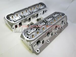 Sbf 64cc 185cc Straight Plug Small Block Ford Aluminum Bare Cylinder Head
