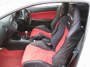 Honda Integra Type R Dc5 Recaro Seats Cover 1 Single Piece bicolour