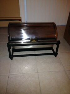 Full Size Regular Chafer With Stand And Water Pan