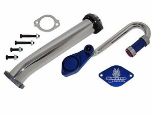 Sinister Diesel Egr Valve Delete Up Pipe For 03 07 Powerstroke Diesel 6 0l