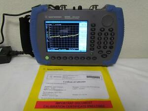 Agilent Hp N9344c Handheld Rf Spectrum Analyzer 1mhz To 20ghz Calibrated