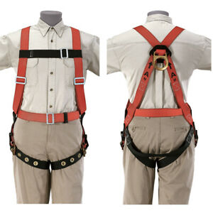 Klein Tools 87022 Lightweight Fall arrest Harness X large