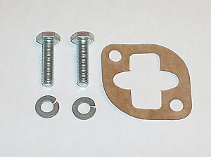 New Ford 1928 48 Speedometer Drive Gear Housing Turtle Bolt Set Torque Tube Sw