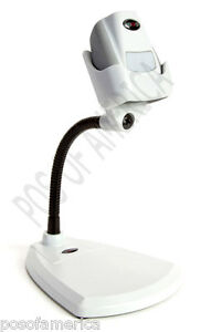 Code 2d 1d Postal Cr1000 Pos Retail Barcode Scanner With Stand Usb New