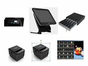 Aldelo Restaurant Pos All in one With Complete Set
