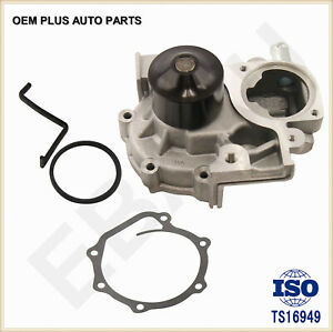 Water Pump For 06 12 Subaru Outback Impreza Forester Legacy H4 2 5l W One Hose