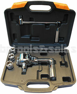 1 2 Torsional Torque Multiplier Wrench Lug Nut Remover 17 19 21 Tire Change New