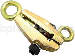 2 Way Frame Back 5 Ton Self Tightening Grip Auto Body Repair Pull Clamp