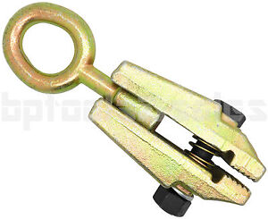 5 Ton Frame Back Self Tightening Grips Auto Body Repair Pull Clamp