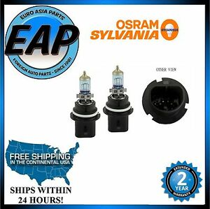Sylvania Silver Star Ultra Headlight Bulb 9004su 45 65w High low Beam Set Of 2