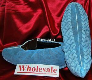 1200 Wholesale Ldisposable Shoe Covers Non skid Large to Men s Size 11