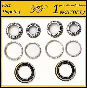 Front Wheel Bearing Race Seal Kit For 1957 1969 Ford Ranchero 2wd 4wd