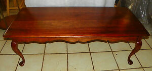Solid Cherry Coffee Table Ct101