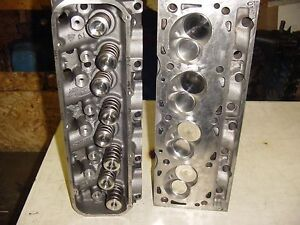 429 460 Ford Iron Eliminator Products Heads New Bbf Cj Hp Racing Pulling Street