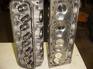 460 Ford Iron Eliminator Products Heads New Bbf F460 Cnc Ported Racing Pulling