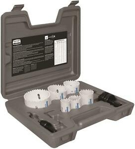 Century Drill And Tool 05902 Electricians Hole Saw Kit