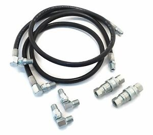 Hydraulic Hose Fitting Replacement Kit For E 47 E47 Meyer Diamond Blade Pump