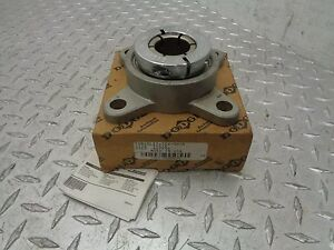 Dodge 4 bolt Flange Mount Bearing Model F4b dlez 104 shcr 1 1 4 nib