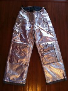 New Fire Gear Firestar P82spm Firefighter Turnout Proximity Pants 44 Np