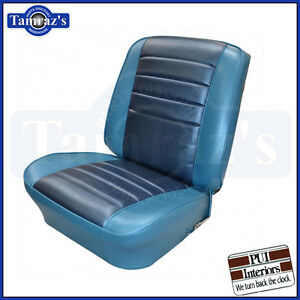 1965 Chevelle Malibu Front Rear Seat Upholstery Covers Pui New