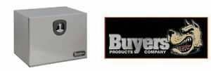 Polished Stainless Steel Underbody Toolbox 18 X 18 X 24 1702650