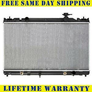 Radiator For 2002 2008 Toyota Camry Solara 4cyl 2 4l Lifetime Warranty