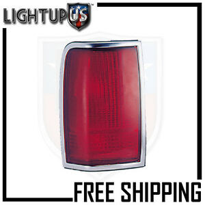 Fits 90 97 Lincoln Town Car Tail Light lamp Driver Side left Only