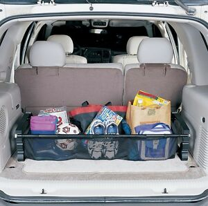 Pickup Truck Bed Suv Cargo Storage Organizer Net Groceries Tools Sports Van New