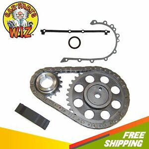 Timing Chain Kit Cover Gasket Set Fits 87 93 Jeep Cherokee 4 0l Cu 242