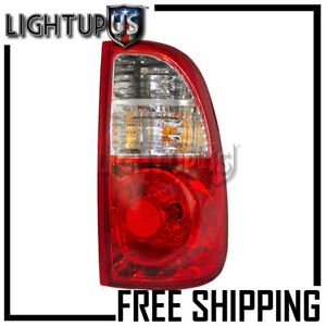 Access Regular Cab Right Passenger Rh Tail Light For 2005 2006 Toyota Tundra