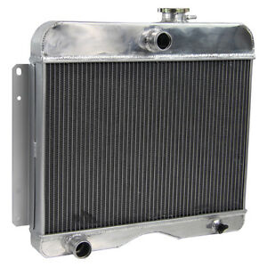 4 Row Radiator For 1946 1964 Jeep Willys Station Wagon Jeep Truck I4 I6