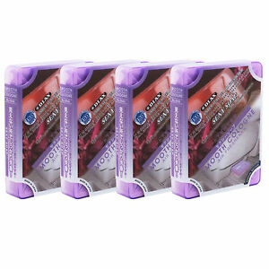 4 Pack Smooth Cologne Xtreme Fresh Sexy Soap Air Freshener Fruity Floral Scents