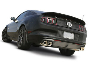 Borla 2013 2014 Ford Mustang Gt500 Shelby 5 8l S Type Axle Back Exhaust System