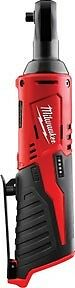 Milwaukee M12 1 4 Dr Cordless Ratchet 30 Ft lbs Bare Tool 2456 20