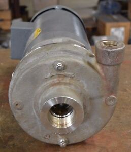 Price Pump A100ss 3 Hp 50 Gpm Stainless Steel Centrifugal Pump