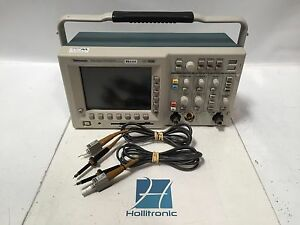 Tektronix Tds3052 500mhz 2 channel Oscilloscope