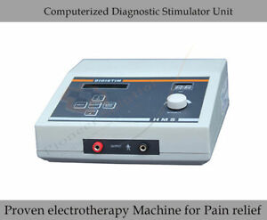 New Ce Cleared Professional Electrotherapy Physical Machine For Pain Relief M1