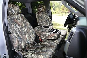 2014 2018 Chevy Silverado And Gmc Sierra Front 40 20 40 Custom Fit Seat Covers