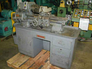 5 X 12 Sheldon Model El 38 b Toolroom Lathe 11170