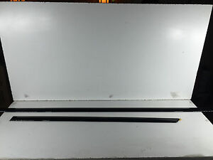 2009 2013 Toyota Corolla Lh Front Back Side Door Body Moulding Oem