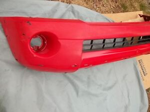 2005 Toyota Tacoma Xrunner Front Bumper used It Need To Be Painted 100