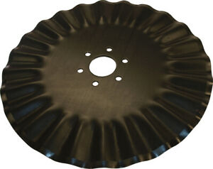 A72679 25 Wave Coulter Blade For John Deere 7000 7100 Maxmerge Planter