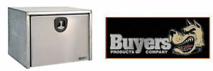 Stainless Steel Underbody Toolbox 18 X 18 X 36 1702605