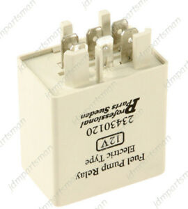 Terminal Fuel Pump Relay For Volvo 240 740 940 3523608