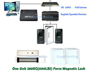Gym Access Control Systems Fitness Center Member Fingerprint card Entry Control
