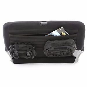 Smittybilt Gear Molle Rear Seat Cover With Pouches For 03 06 Jeep Wrangler Tj Lj