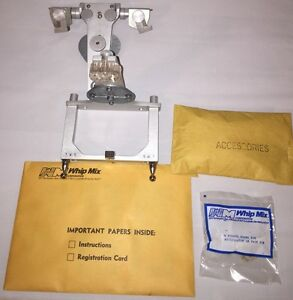 New Whip Mix Dental Articulator 9000