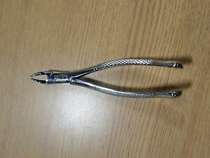 Kls Martin 41 151 09 Cryer Extracting Forceps