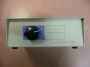 Unbranded Unnumbered Switch Box